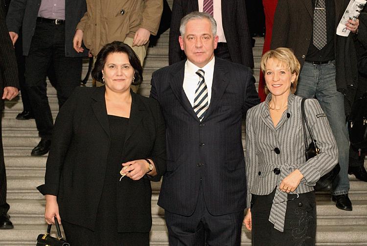 Mirjana i Ivo Sanader i Rita Fuhrer, članica gradskog vijeća Züricha..
