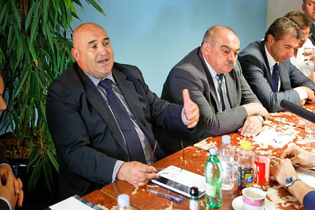 Ivan Dabo, gradonačelnik Novalje.