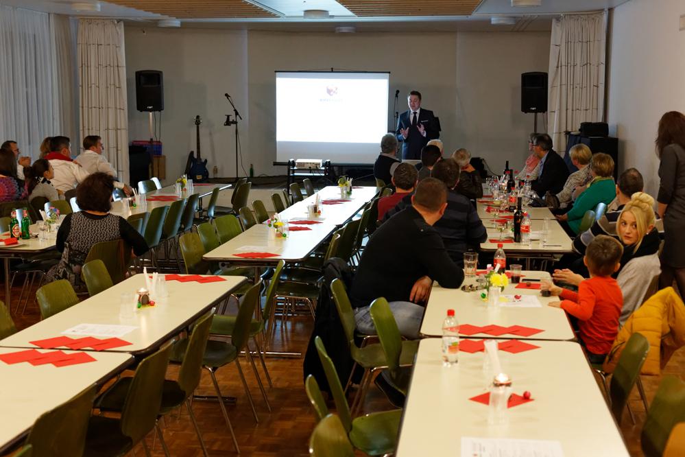 Mato Bubalović prezentirao je dosadašnje aktivnosti udruge.