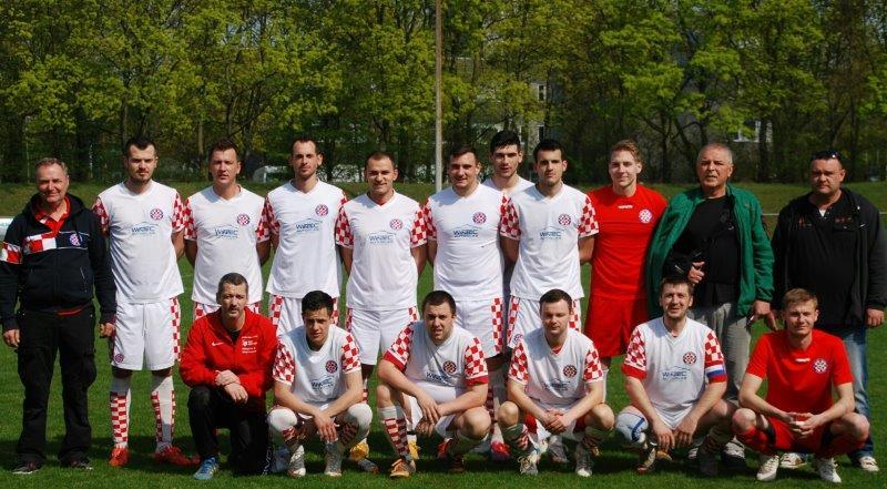 1. Croatia Karlsruhe