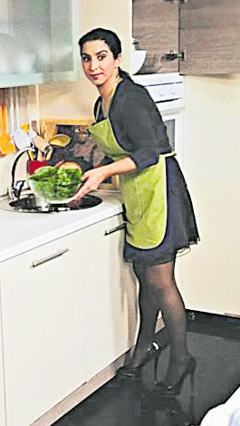 Tanja Pejić, tv kuharica, Stuttgart