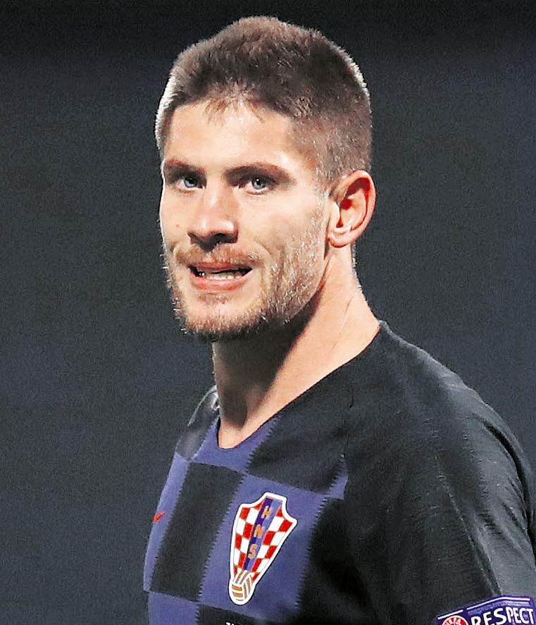 Andrej Kramarić je hrvatski nogometni reprezentativac koji igra na poziciji napadača. Rođen je 1991. u Zagrebu i trenutačno nastupa za Hoffenheim. Njegov deseti i možda dosad najvažniji pogodak za reprezentaciju bio je onaj protiv domaćina svjetskog prvenstva 2018. protiv Rusije u četvrtfinalnoj utakmici. Andrej je tada zabio za izjednačenje 1:1. Hrvatska je u toj utakmici slavila boljim izvođenjem jedanaesteraca i prošla u polufinale prvenstva.