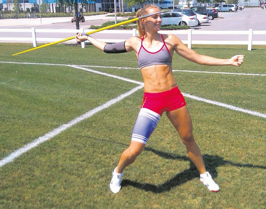 Ivona Dadić je austrijska atletičarka hrvatskoga podrijetla koja je rođena 1993. u Welsu. Atletiku trenira od ranog djetinjstva, a sa devet je godina dobila prvu nagradu. Najveća joj je strast višeboj, a od pojedinačnih disciplina trčanje na 800 metara. Prošle godne je po treći put proglašena sportašicom godine u Austriji. Višestruka je austrijska prvakinja u pojedinačnim disciplinama. Viceprvakinja je svijeta u petoboju. Često puta je na naslovnicama novina jer osim što je uspješna atletičarka Ivona Dadić je i jedna od najljepših žena u Austriji.