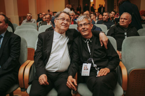 Aleksandar Kovacevic i Ciro Blazevic
